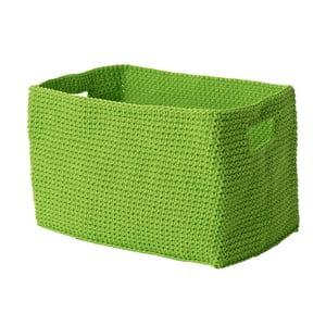 Košík Confetti Lime, 22 cm