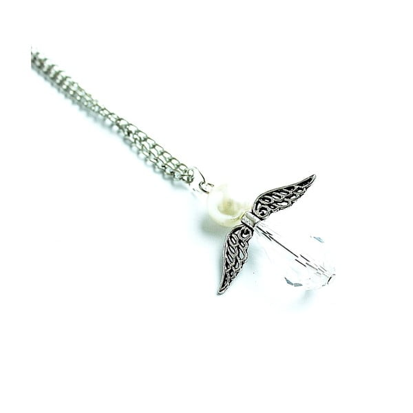 Náhrdelník Angel With Pearl