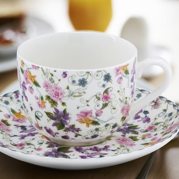 12ti dílná kávová souprava Krauff Versailles