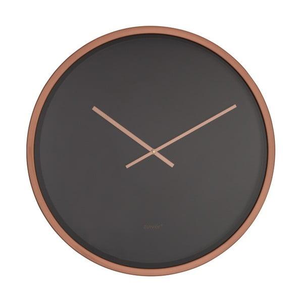 Time Bandit fekete-réz falióra - Zuiver