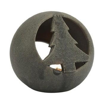 Suport din ceramică pentru lumânări pastilă A Simple Mess Stralle de la A Simple Mess