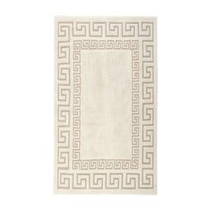 Covor din bumbac Floorist Orient, 100 x 200 cm, crem