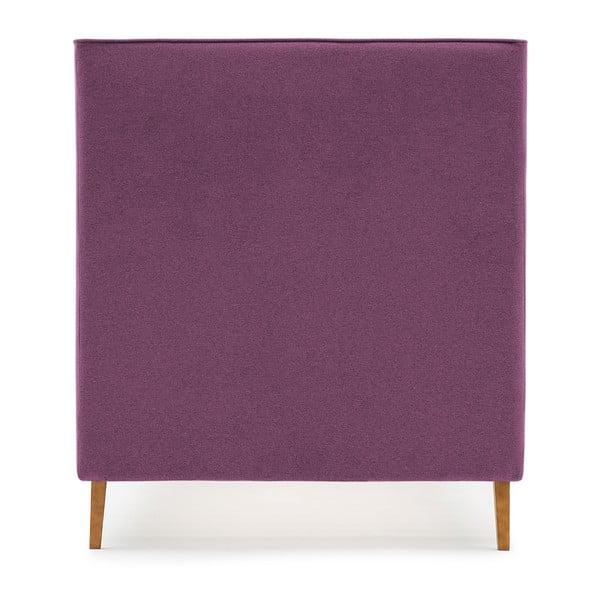 Dětská fialová postel PumPim Noa, 200x90cm