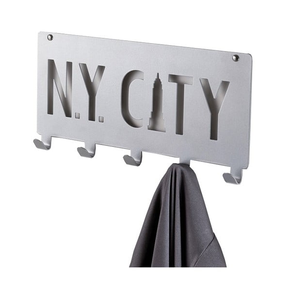 Cuier Compactor NY City, gri
