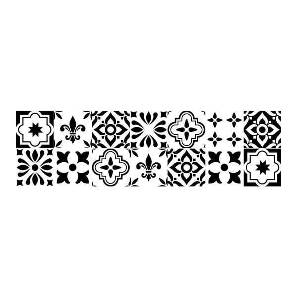 Set 2 autocolante pentru scări Ambiance Damiano, 15 x 105 cm