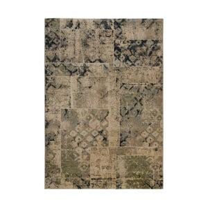 Koberec Galata 32647A Beige/Green, 120x170 cm