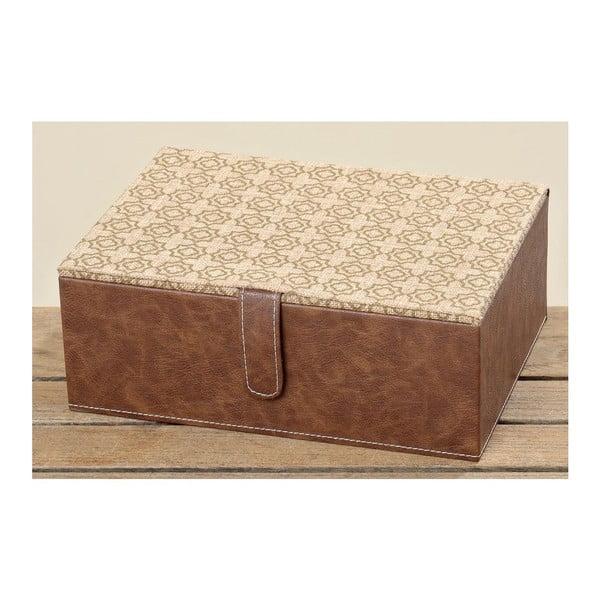 Krabička Jervis