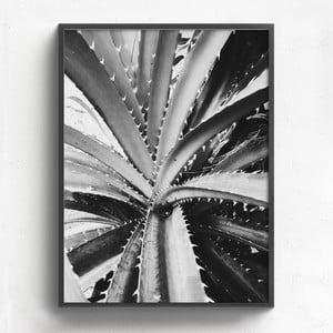 Obraz v dřevěném rámu HF Living Altares, 30 x 40 cm
