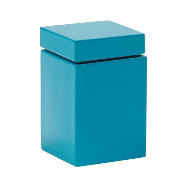 Kosmetická dóza Taco, modrá