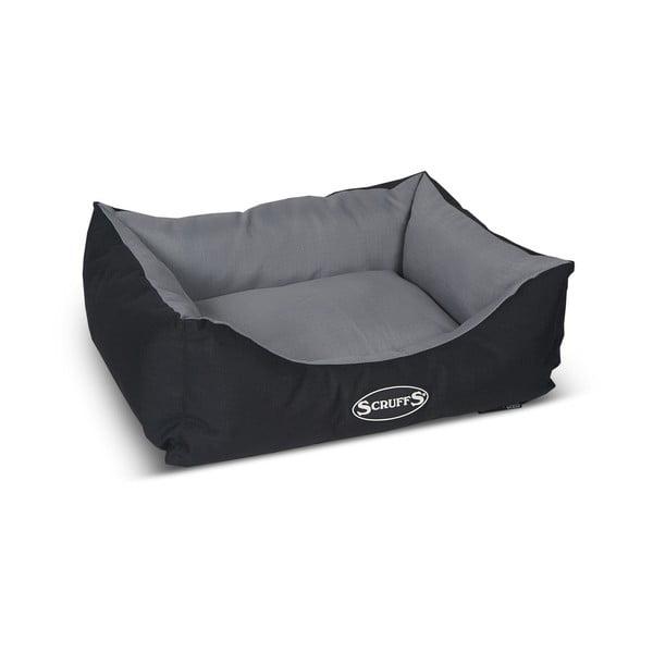 Psí pelíšek Expedition Bed S 50x40 cm, šedý