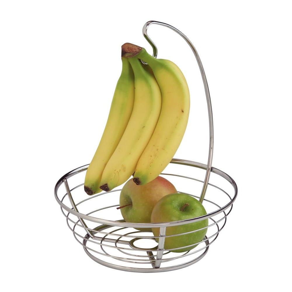 Kovový stojan na ovoce InterDesign Axis Fruit