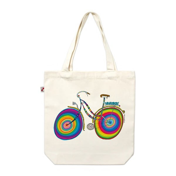 Plátěná taška Kolo