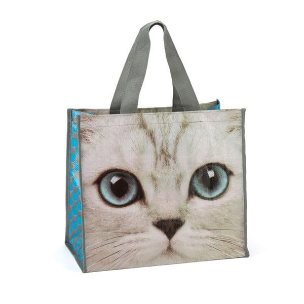 Nákupní taška Silver Kitty