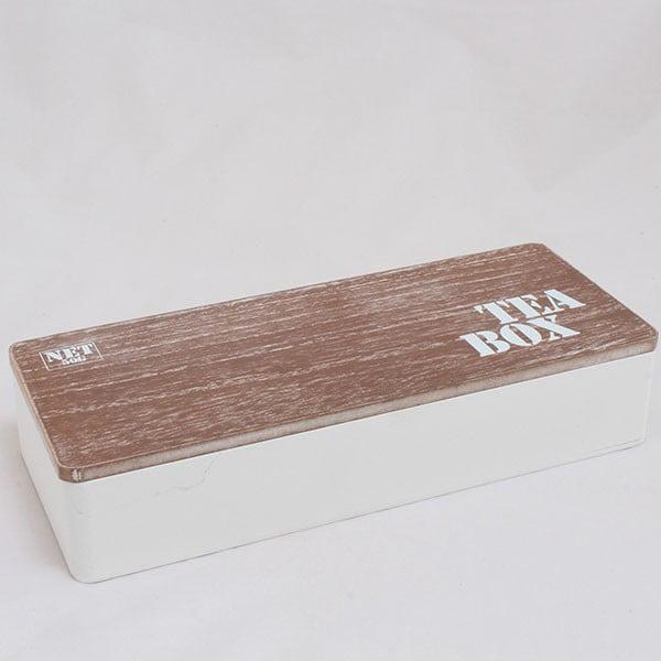 Dřevěná krabička na čaj tea Box