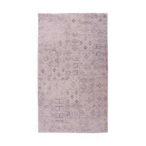 Fialový koberec Floorist Mosaic Purple, 140x200cm