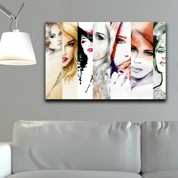 Obraz Ženskost, 45x70cm