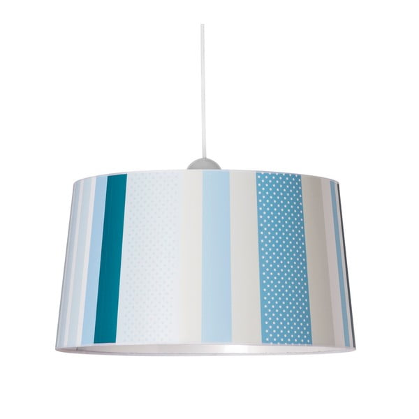Niebieska lampa wisząca SULION Lines
