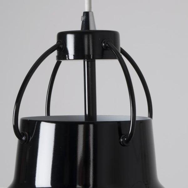 Závěsné svítidlo Deliving Black