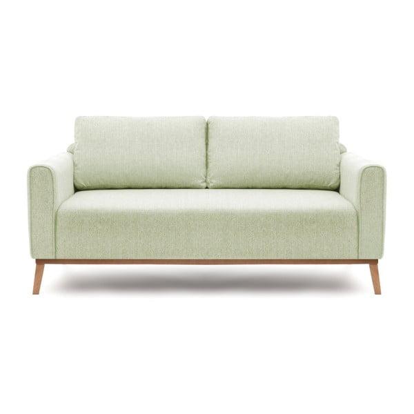 Milton mentol zöld kanapé, 188 cm - Vivonita