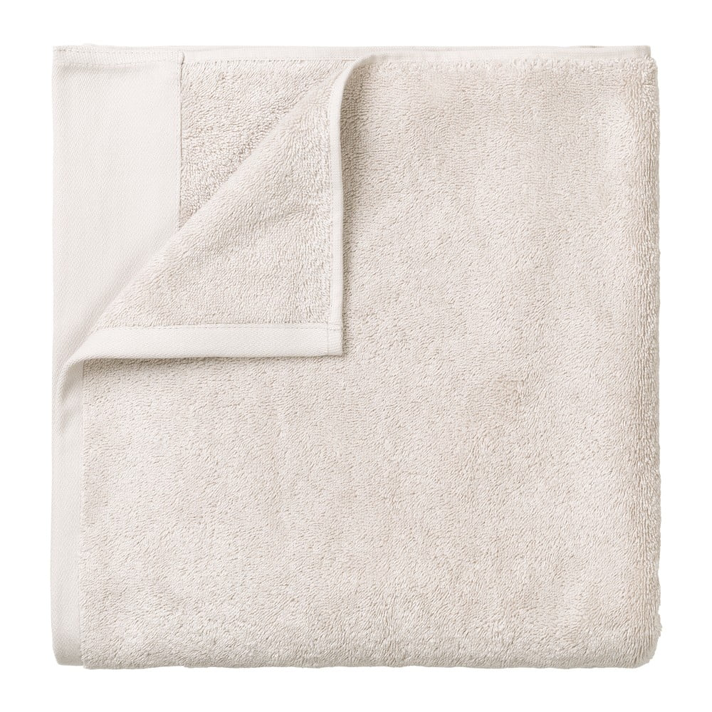Bílý bavlněný ručník Blomus, 50x100cm
