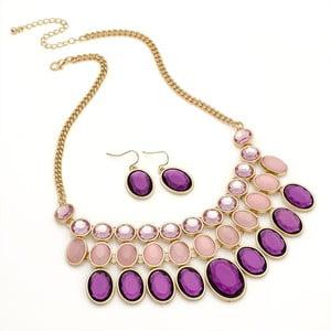 Set náhrdelník a náušnice Millie