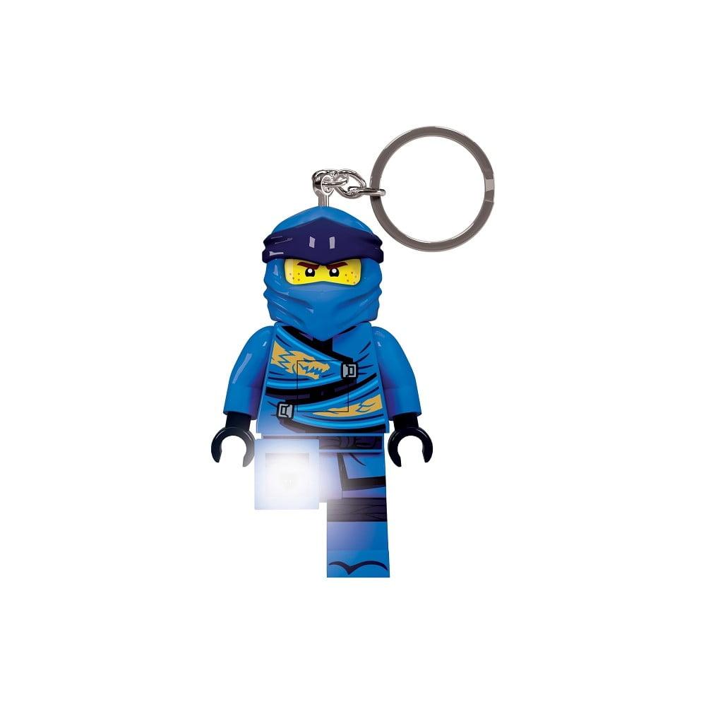 Svítící klíčenka LEGO® Ninjago Legacy Jay