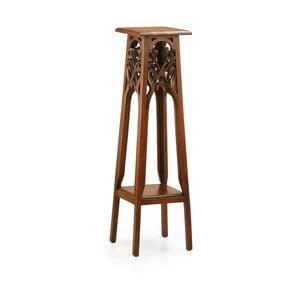 Podstavec z mahagonového dřeva Moycor Vintage