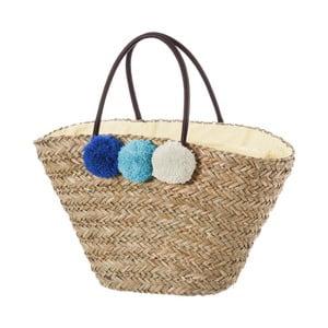 Dámská kabelka z přírodního vlákna Unimasa Bubble