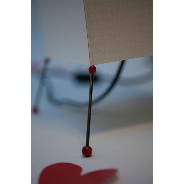 Světelný objekt Heart, 110 cm