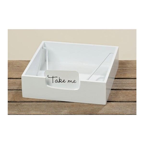 Box na ubrousky Take me