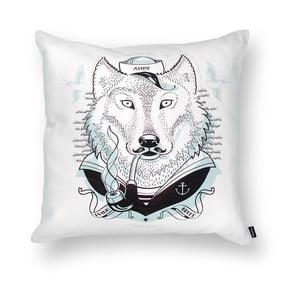 Povlak na polštář Wolf Dying Breed, 45x45 cm