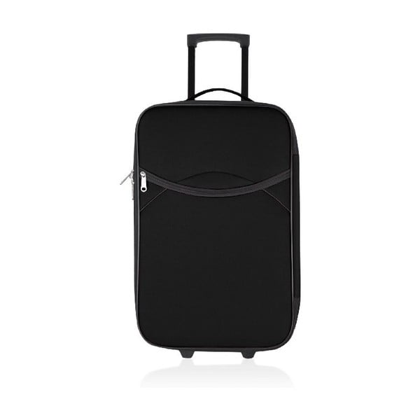 Cestovní kufr Classic Black L