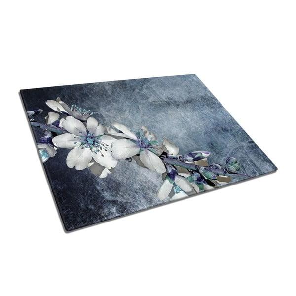 Flower üveg vágódeszka - Insigne