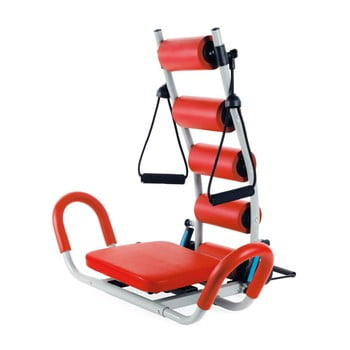 Aparat pentru exerciții cu extensoare InnovaGoods Abdo Trainer Twist Sit Up Bench de la InnovaGoods