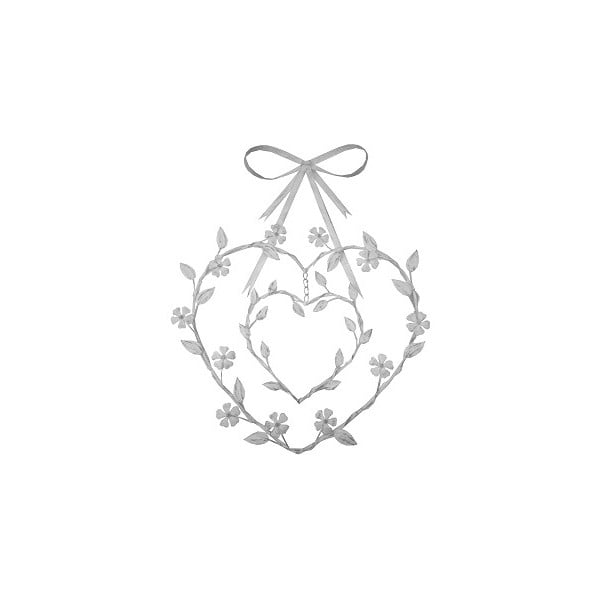 Dekorativní srdce Antic Line Amour