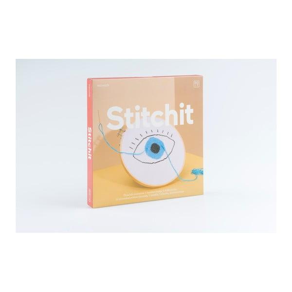Vyšíváníčko DOIY Stitchit