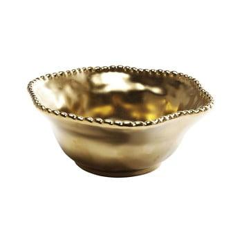 Bol Kare Design Bell Gold, ⌀ 16 cm, auriu de la Kare Design