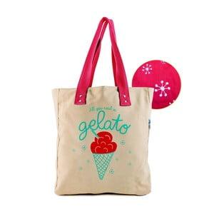 Plátěná taška Gelato