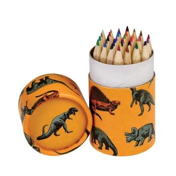 Set 36 de creioane Rex London Prehistoric Land imagine