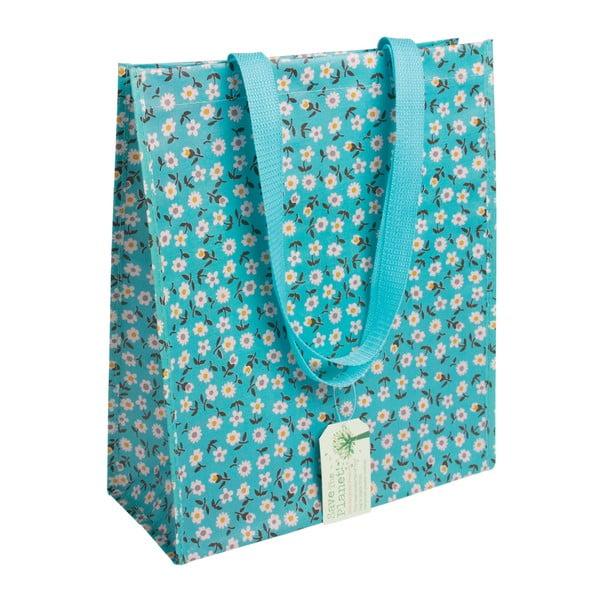 Modrá nákupná taška Rex London Daisy