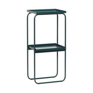 Zelený konzolový stolek Hübsch Clady