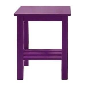 Noční stolek Trend Range, fialový