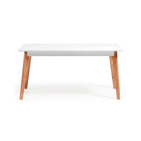 Rozkladací jedálenský stôl La Forma Meet, dĺžka160-200cm