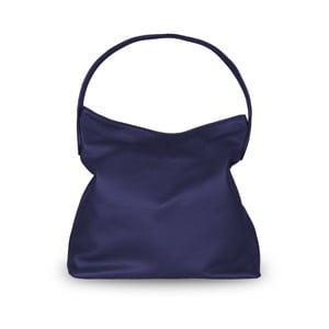 Modrá kabelka z pravé kůže JOHN FISH Verse