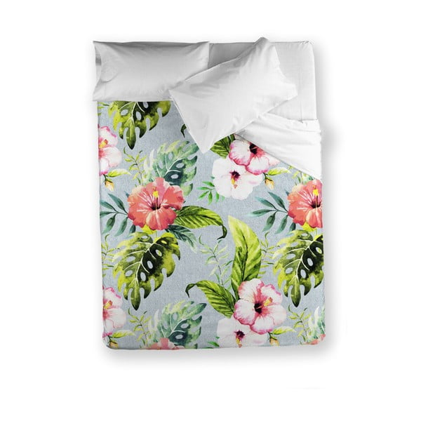 Povlečení Ferns Pink, 200x200 cm