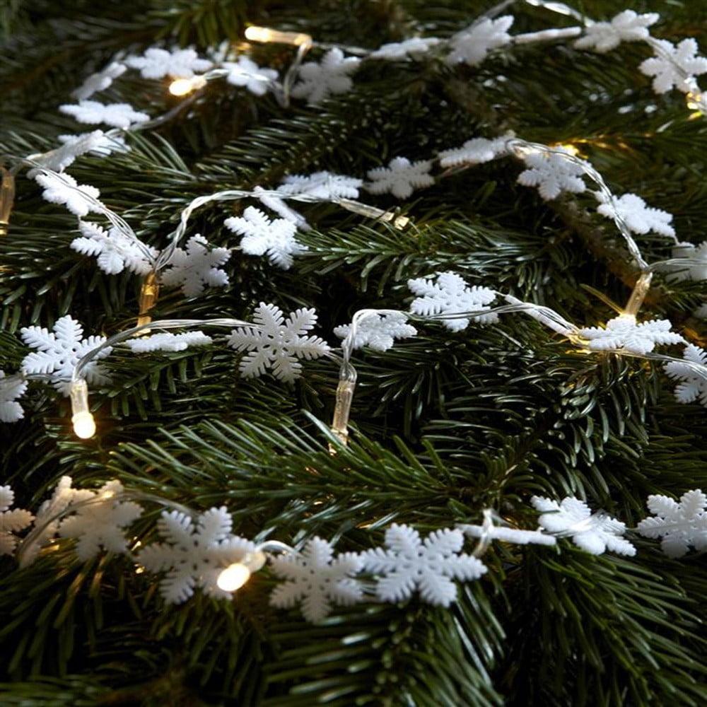Svítící LED řetěz Markslöjd Snostjarna