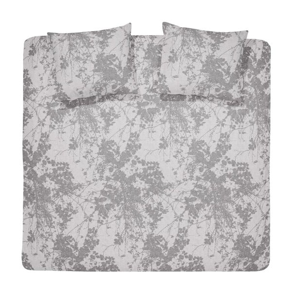 Povlečení Birch Light Grey, 240x200 cm