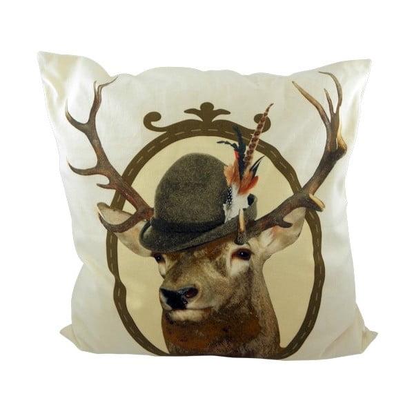 Polštář Alm Red Deer 50x50 cm