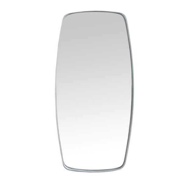 Nástěnné zrcadlo v bílém rámu Design Twist Bern