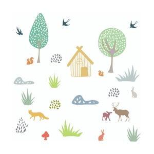 Autocolant Art For Kids Forest